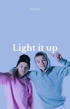 Light It Up FF: Marcus & Martinus by kala__call__you__beb