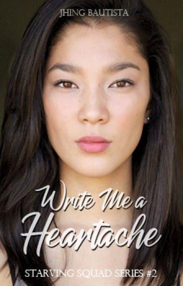 Write Me A Heartache #Wattys2016