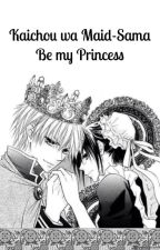 Kaichou wa Maid-Sama - Be my Princess  by daluxx