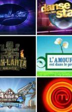 Les Phrases mythiques de L'histoire de La Télé réalité de France  by KevinPicquet