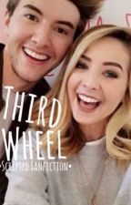 Third wheel? •A Mark Ferris, Zoe Sugg and Alfie Deyes scripted fanfiction• by imagin_joesugg
