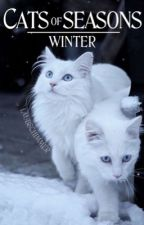 Cats of seasons - Winter  (Warrior Cats FF) by Laubschimmer