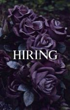 hiring by GraphicsAndMore