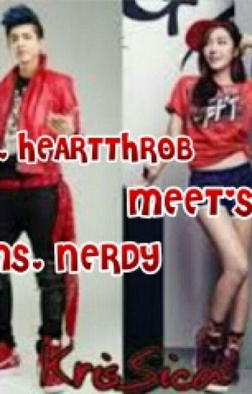Mr.heartthrob Meet MS.nerdy