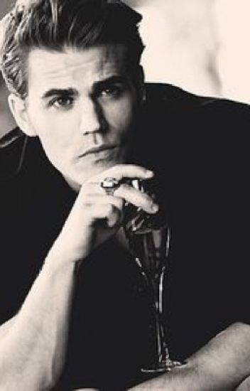 In the Darkness there's Light. (Stefan Salvatore X Reader)