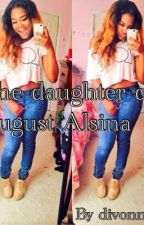 The Daughter of August Alsina by DivonnaLove