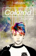 Colored ; Hunhan by Sugakookies-