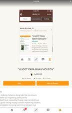 """""""HUGOT PARA MAKA MOVEON"""" by papel001"""