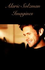 Alaric Saltzman imagines                                          by iamgine_writer