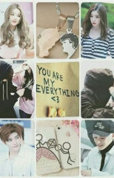 You Are My Everything (TaeyongxIrene) [SLOWUPDATE]