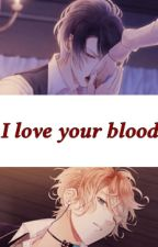 I love your blood - Diabolik Lovers by Be_imperfect_person