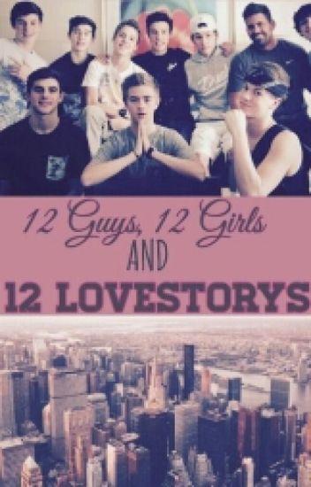 12 Guys 12 Girls and 12 Lovestorys