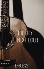 The boy next door  by ehsue123