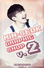 MIN-SEOK: GRAPHIC SHOP V.2 {CLOSE} by KimchiiDesu