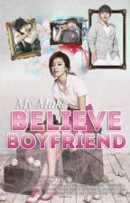 My Make Believe Boyfriend by kagome_Annah