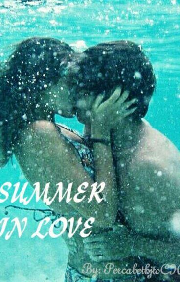 Summer In Love. PERCABETH