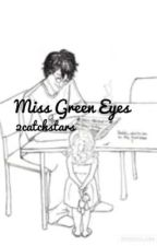 Miss Green Eyes by 2catchstars