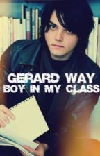 Boy In My Class [Gerard Way] by lilyrose92