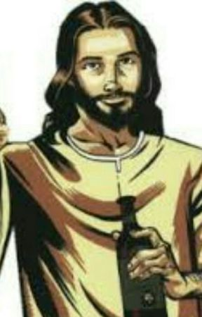 Jesus X Chicken by Mapleass