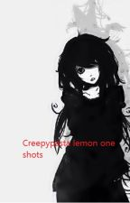 Creepypasta Oneshot by kizzy_kitten1999