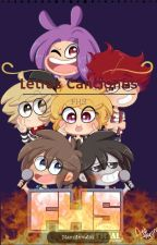 Letras de las Canciones de FNAFHS by ImABxtch_Fox