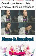 Memes De ArtuxCreed♥ by XimeHdzA