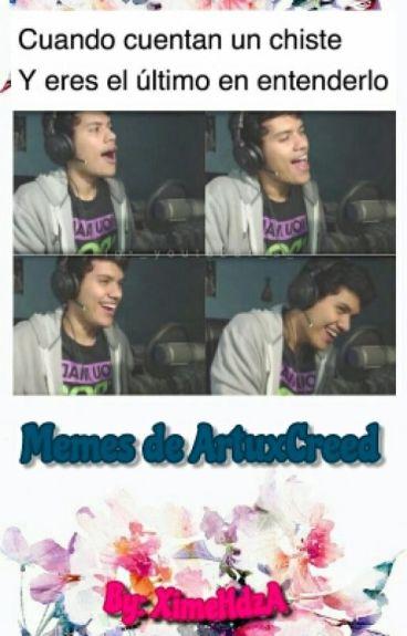 Memes De ArtuxCreed♥