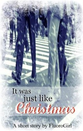 It Was Just Like Christmas (- .Holiday Fun Comp. -) by FluoroGirl