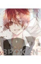 Broken | Asano x Karma by AnimooSchroeds