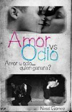 Amor vs odio © by mariny95