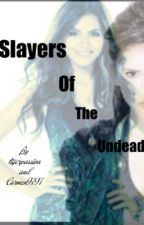 Slayers of the undead by tigerpassion