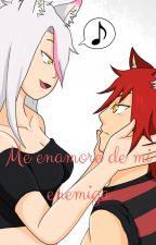Enamorado de mi enemiga(Foxy x Mangle #FNAFHS)#Wattys2016 by Halley89-