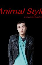 Animal Style [Frank Iero] by cumberbatchtrash