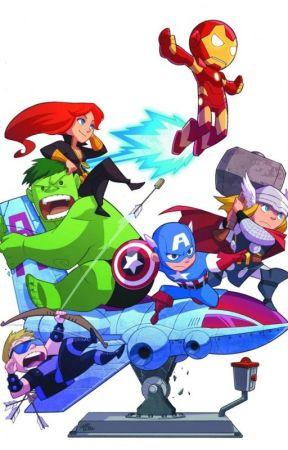 Avengers/Marvel Oneshots(Reader Inserts) - Something's Missing