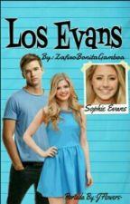 Los Evans by ZafiroBonitaGamboa