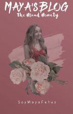 Maya's Blog ; The Blond Beauty. ⛅️ by SoyMayaFetus
