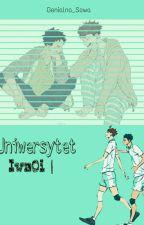 Uniwersytet | IwaOi | by Genialna_Sowa
