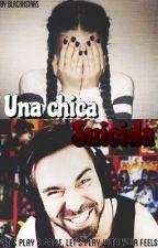 """""""Una chica suicida""""«Kajal Napalm» by BlackkStars"""