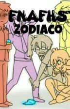 #FNAFHS Zodiaco!  by kyuunaii