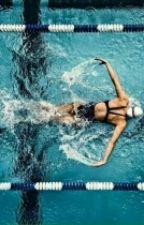 Swimmer  by brenDA_255