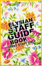 Staff Guide Book by elygraphics