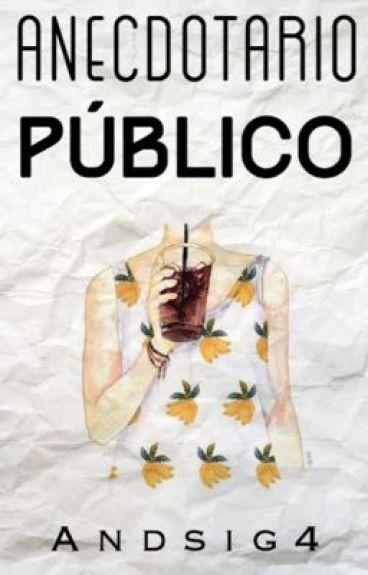 Anecdotario Público