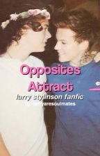 Opposites Attract. - Larry Stylinson Fanfic (Punk Louis & Flower Harry) by larryaresoulmates