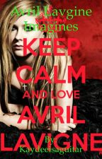 Avril Lavigne imagines by Kaydeeisaguitar