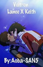 Not A Word (Lance X Keith) by Aoba-SAN5