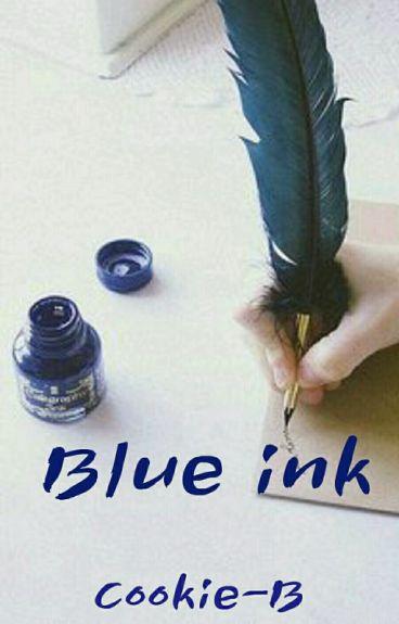 Blue ink [Percabeth]