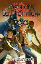 Leyendo Las Crónicas Kane: La Piramide Roja by Winchesterxdx