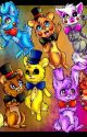 Meeting the animatronics -Fnaf story-  by Videl4ever