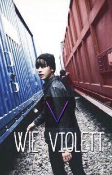 V wie Violett