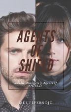 Agentes de Shield by juditaraez